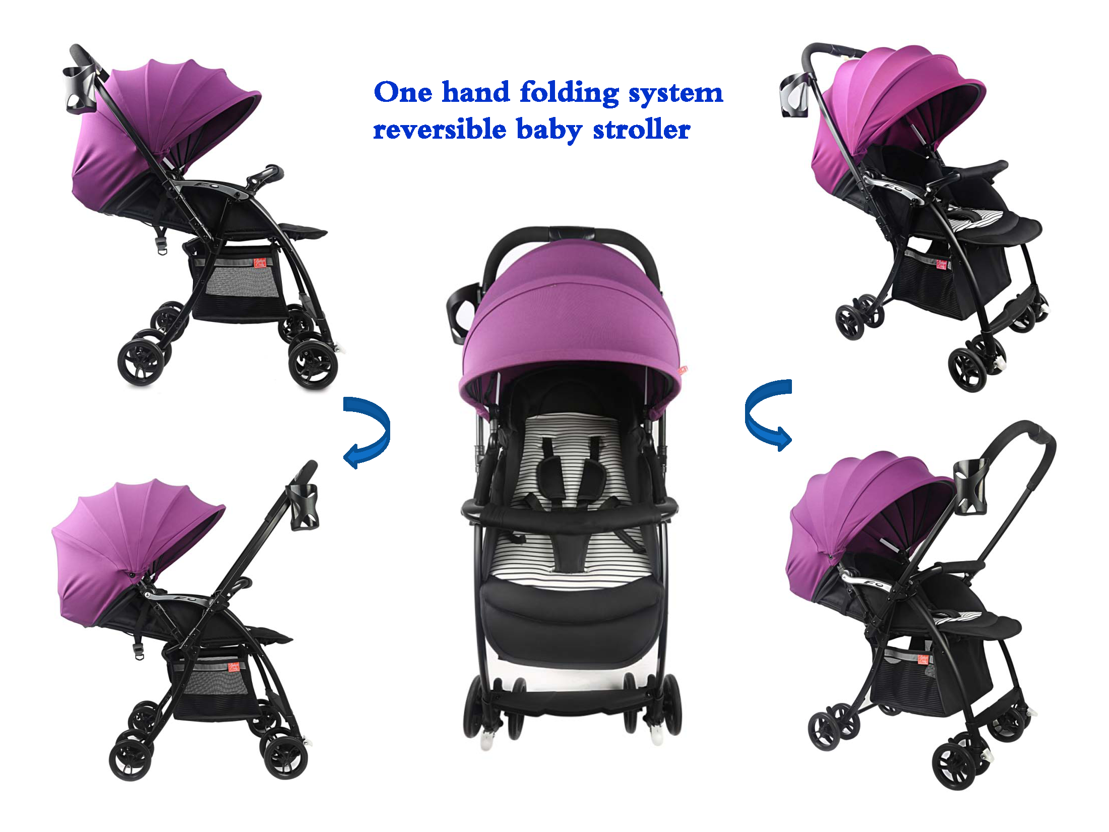 High grade baby stroller.spacious and comfortable